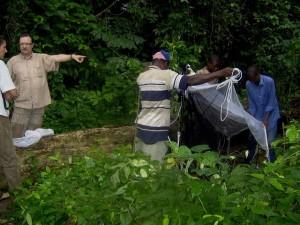Atelier de formation sur le déclin des pollinisateurs et autres Hyménoptères utiles au Bénin.